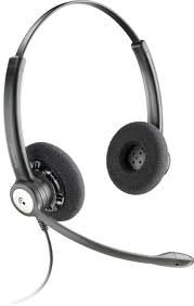 Plantronics HW121N Entera Wideband Corded Headset