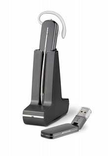 Plantronics Savi W440 Wireless UC Headset Convertible