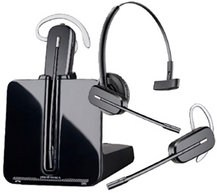 Plantronics CS540 convertible wireless headset